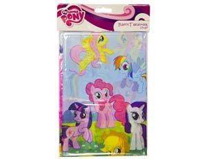 Скатерть п/э My Little Pony 1,2х1,8м